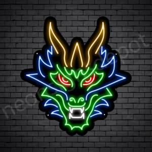 Head Dragon Black