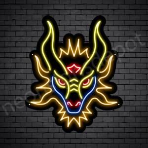 Wyvern Dragon Neon Sign