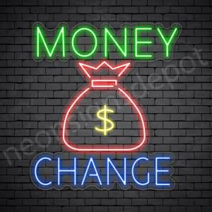 Money Neon Signs