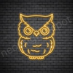 Owl Neon Signs