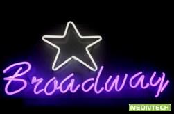 broadway neon