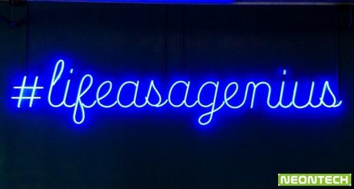 #likeasagenius