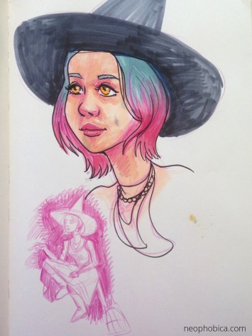 Pink-Haired-Witch-3