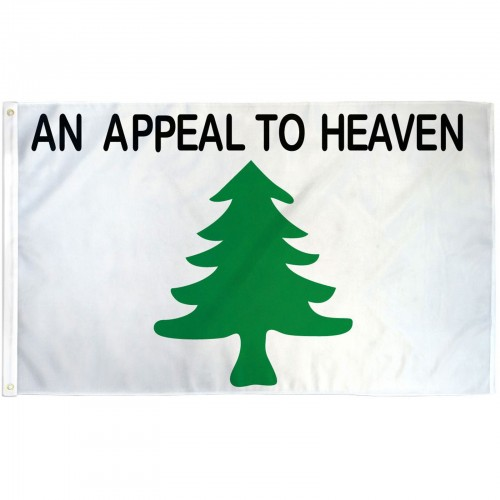 An Appeal To Heaven 3x 5 Flag F1151  by www