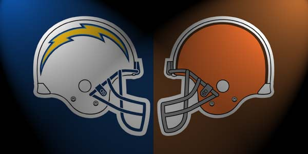 Image result for Chargers vs. Browns