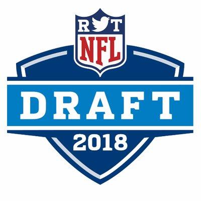 Image result for nfl draft logo 2018