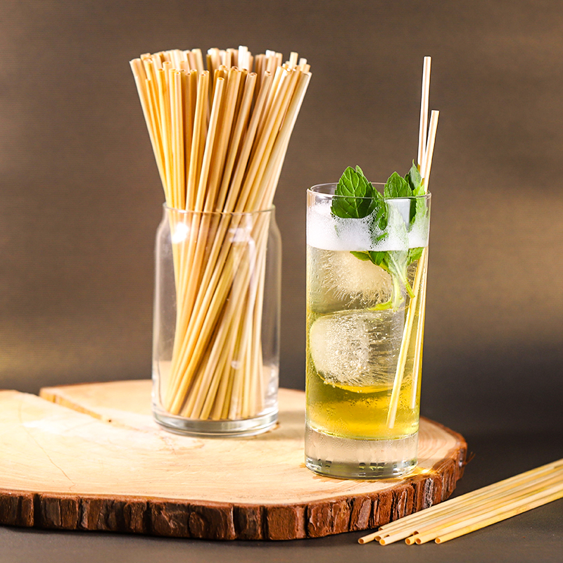 Eco-friendly Wheat Drinking Straws