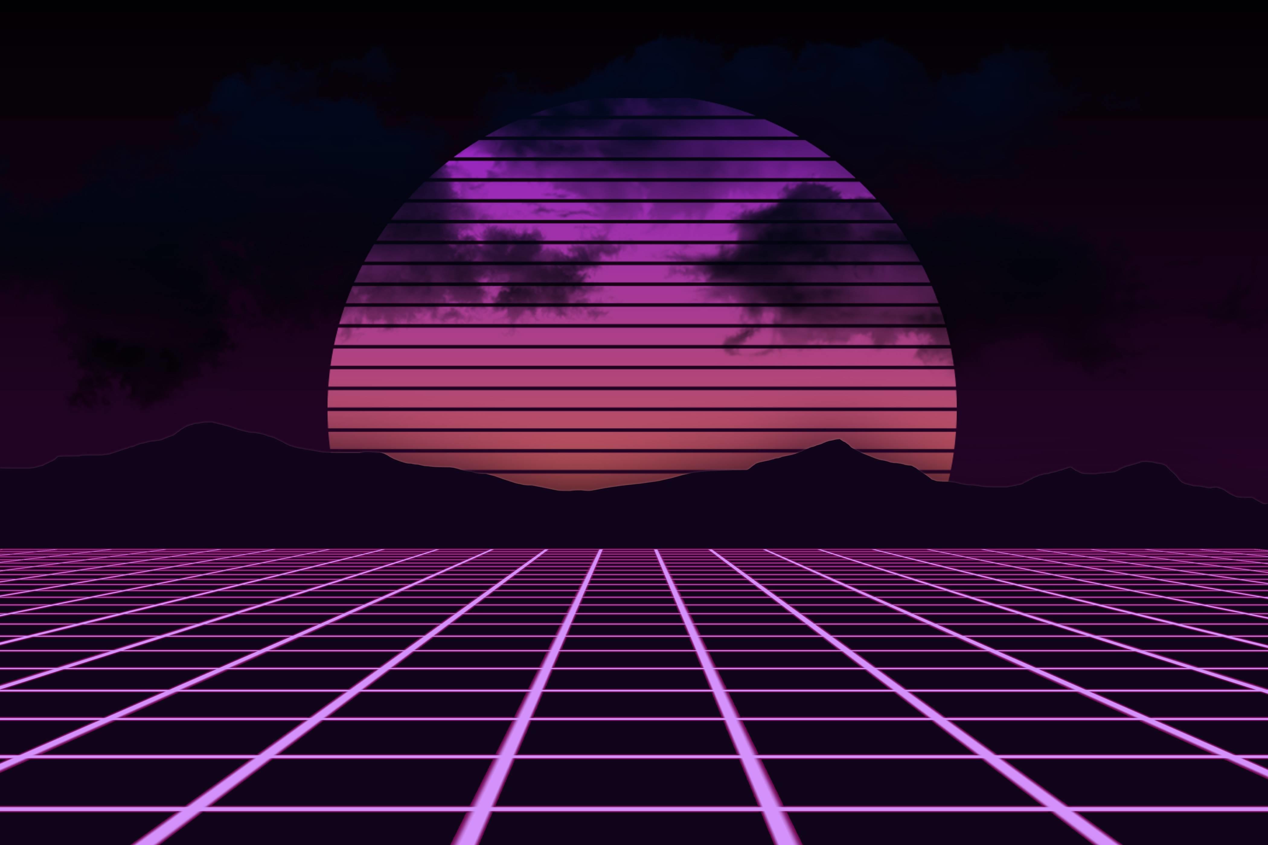 Outrun Style El retrofuturismo de los 80 nunca se fue Galera  NeoTeo