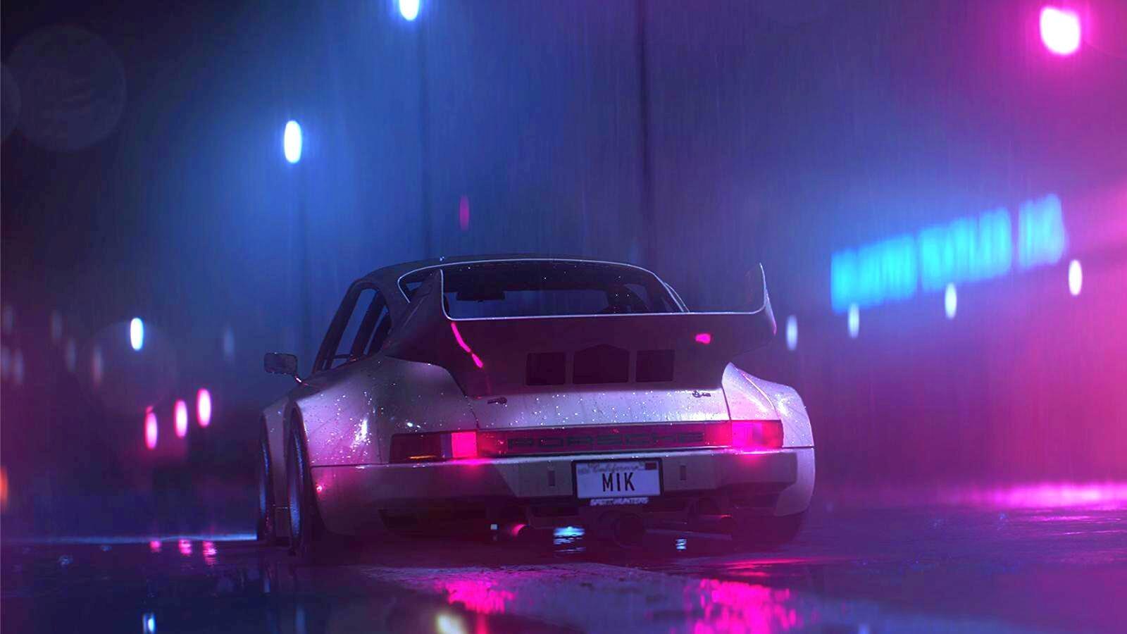 Vaporwave Retro Car Wallpaper Aesthetic 171 Outrun Style 187 El Retrofuturismo De Los 80 Nunca Se Fue