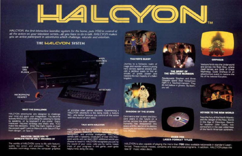 Halcyon 2 - Electrogeek