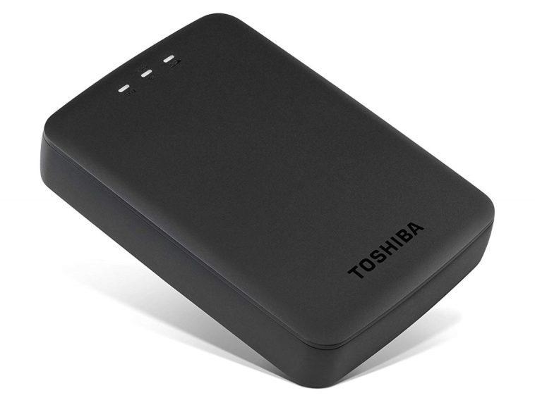 Toshiba Canvio AeroCast: Disco duro externo con soporte WiFi - NeoTeo