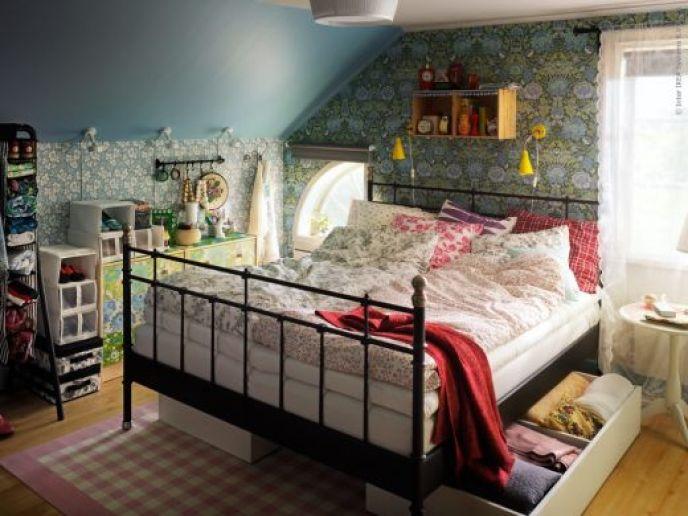 IKEA-säng