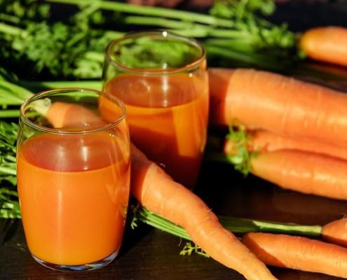 Frutta e verdura per gli occhi: mangiamone di più - Carote