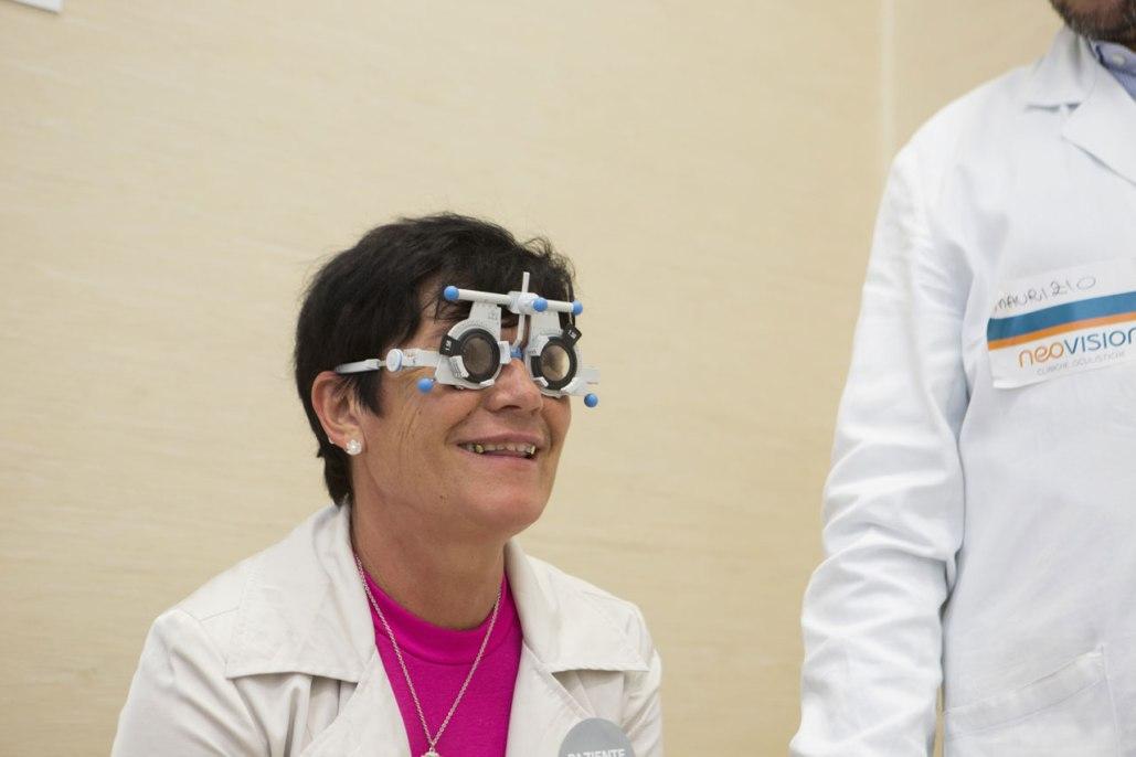 Neovision e Giornata Mondiale della Vista: un'epserienza indimenticabile con Luxottica e Onesight