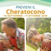 Prevenzione cheratocono: Campagna Nazionale di Prevenzione e Diagnosi del Cheratocono