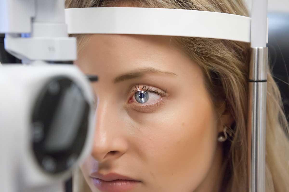 Visita oculistica SMART - Neovision Cliniche Oculistiche