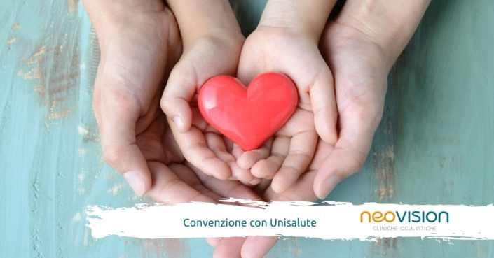 Unisalute convenzioni - Neovision Cliniche Oculistiche