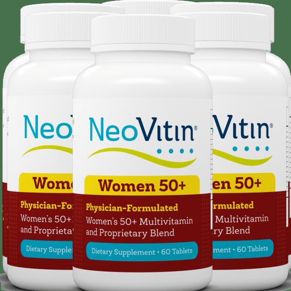 NeoVitin Womens 50 Plus 6 Pack