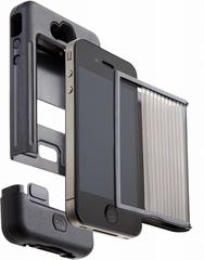 Case-Mate iPhone4 4S ミリタリーグレードケース タンク ブラック ブラック CM016801