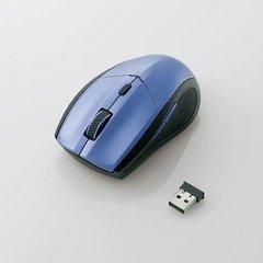 [ELECOM(エレコム)] IRマウス/省エネ/無線/5ボタン/シルバー M-IR02DRPU