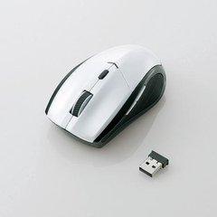 [ELECOM(エレコム)] IRマウス/省エネ/無線/5ボタン/ホワイト M-IR02DRWH