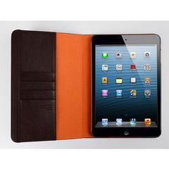 INBYTE imymee classic leather for ipad mini / BROWN IMCL-IPM-BW