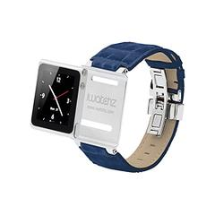 iWatchz Timepiece Collection - Blue Leather CS3680