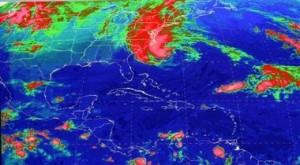 Image of Hurricane Sandy