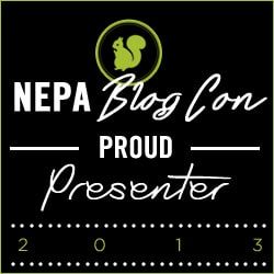 nepa blog con presenter badge