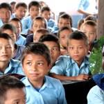 केपी किरण शर्मा, जसले चेपाङ बालबालिकाको दायित्व उठाए (भिडिओ)