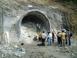 LOWER MODI HYDROELECTRIC PROJECT ADIT -2