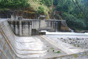 Upper Bhote Koshi HEP Intake