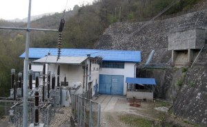 Jhimruk hydropower project