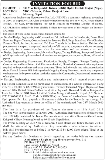 Kaligandaki_Kowan_Bid_Notice