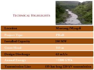 Kaligandaki Gorge Hydropower Project