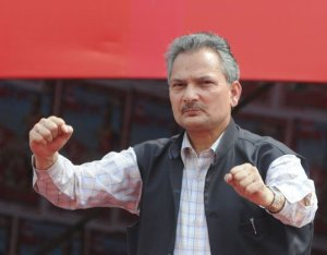 baburam bhattarai ready to fight