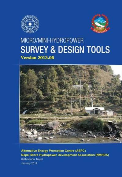 Micro-Mini-Hydro-survey-design-tool