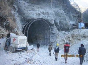 Middle_Bhotekoshi_Adit-2 ( Diversion Tunnel)