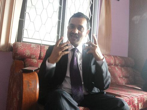 Govinda Raj Pokharel