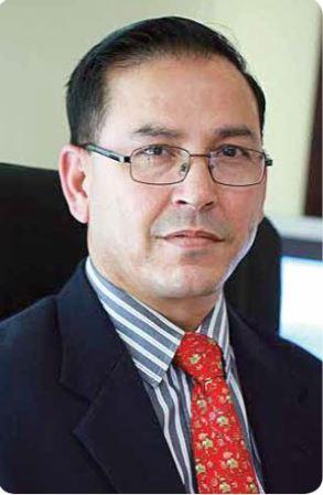 Mr. Khadga Bahadur Bisht, President, Independent Power Producers' Association, Nepal (IPPAN)