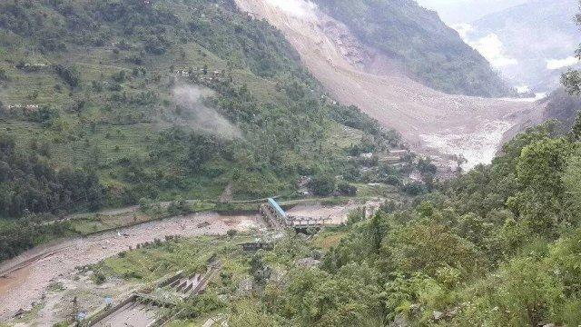 Sunkoshi_Dam