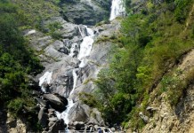 Rupse Waterfall and Hydro