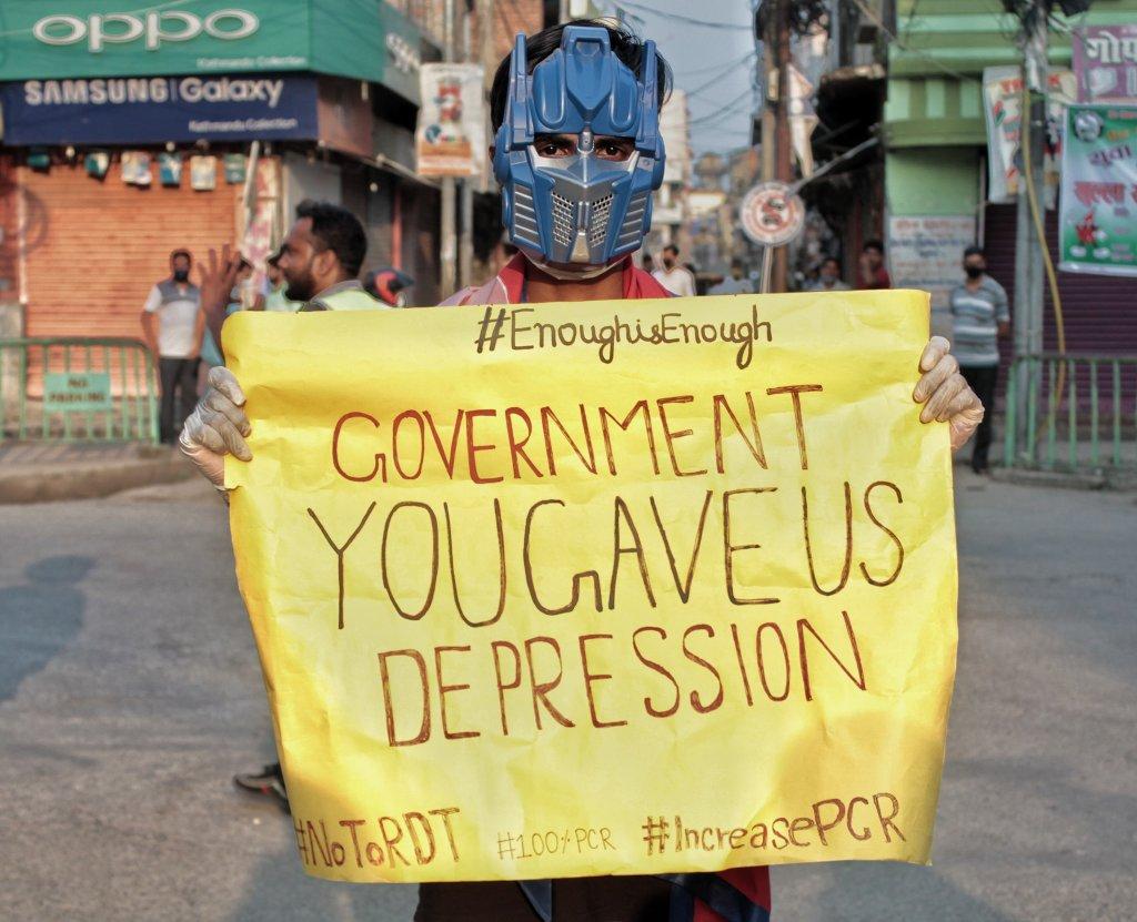 birgunj protest 3 1