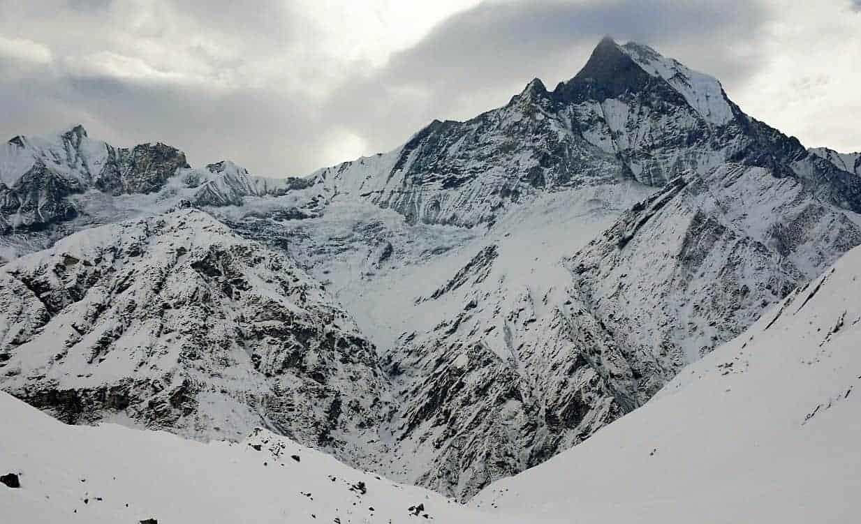 Annapurna Base Camp Trek, Nepal