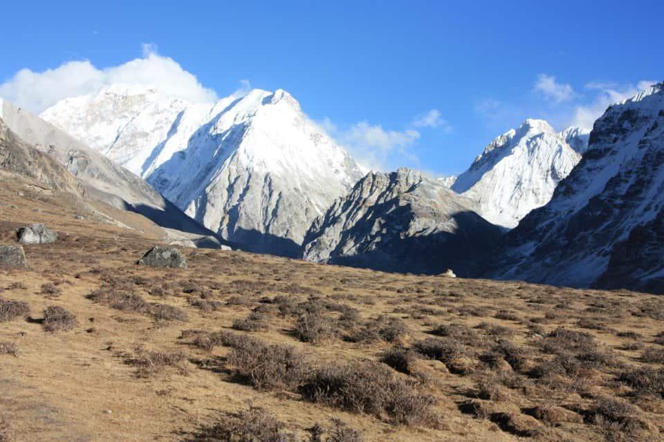kanchenjunga base camp trek 4