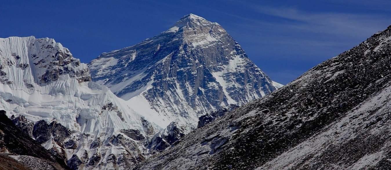 Everest Base Camp trek with 3 high passes trek