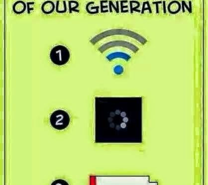 3 biggest fears of this generation!