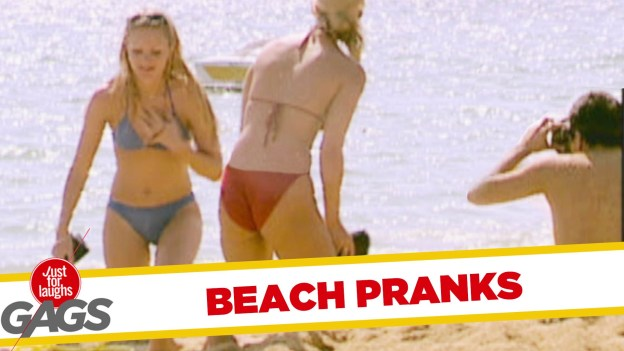 Best of Beach Pranks – Just for Laughs Gags