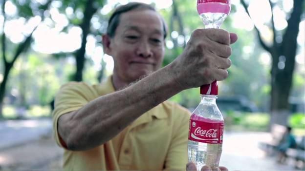 Coca Cola Second Lives