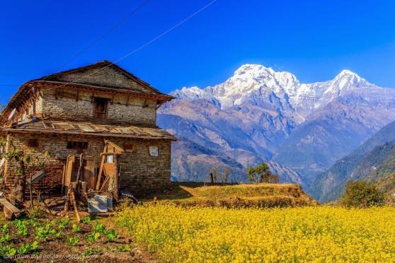 Ghandruk – Beautiful Nepal